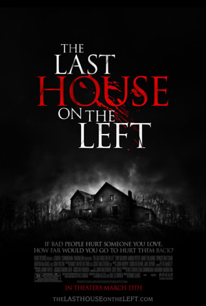 The Last House on the Left (2009) DVD Release Date