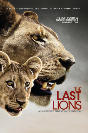 The Last Lions (2011) DVD Release Date