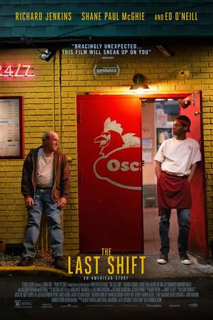 The Last Shift (2020) DVD Release Date