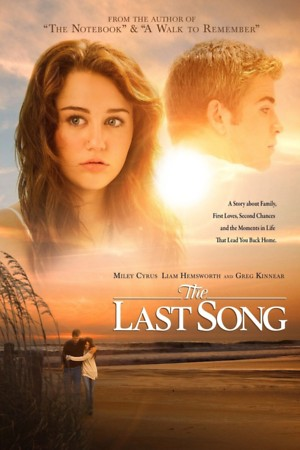 The Last Song (2010) DVD Release Date