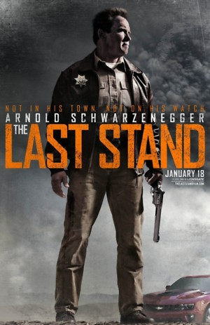 The Last Stand (2013) DVD Release Date