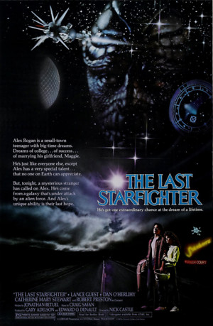 The Last Starfighter (1984) DVD Release Date