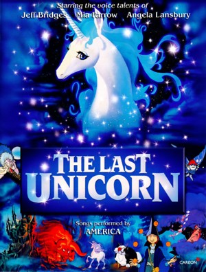 The Last Unicorn (1982) DVD Release Date