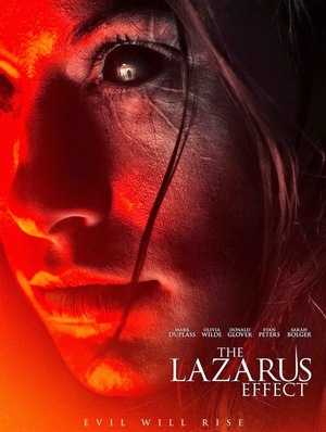 The Lazarus Effect (2015) DVD Release Date