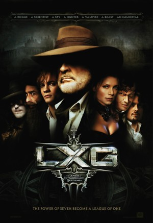 The League of Extraordinary Gentlemen (2003) DVD Release Date