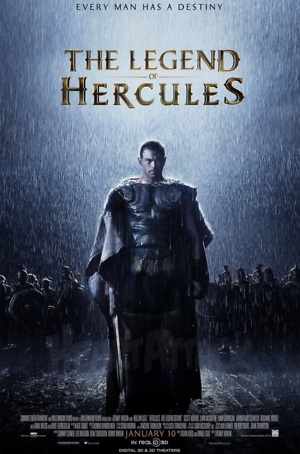 The Legend of Hercules (2014) DVD Release Date