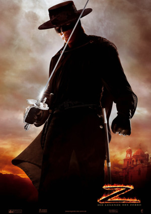 The Legend of Zorro (2005) DVD Release Date