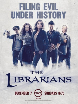The Librarians (TV Series 2014- ) DVD Release Date