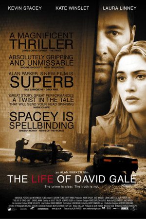The Life of David Gale (2003) DVD Release Date