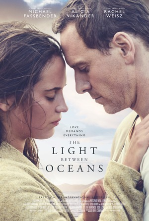 The Light Between Oceans (2016) DVD Release Date