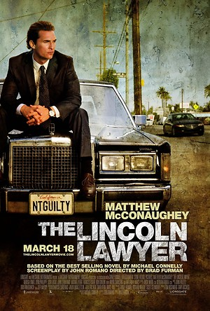 The Lincoln Lawyer (2011) DVD Release Date
