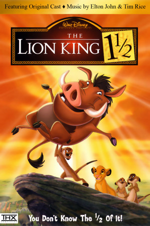 The Lion King 1 1/2 (Video 2004) DVD Release Date
