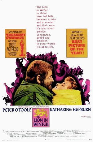 The Lion in Winter (1968) DVD Release Date