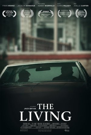 The Living (2014) DVD Release Date