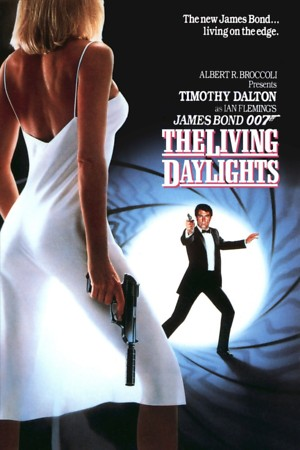 The Living Daylights (1987) DVD Release Date