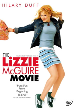 The Lizzie McGuire Movie (2003) DVD Release Date