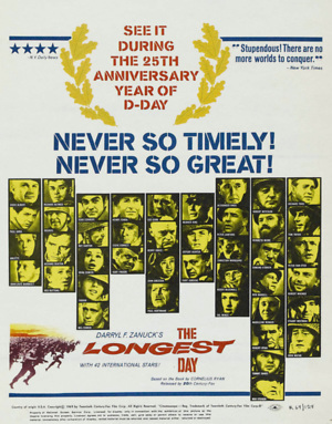 The Longest Day (1962) DVD Release Date
