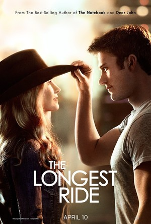 The Longest Ride (2015) DVD Release Date