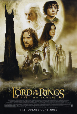 The Lord of the Rings: The Two Towers (2002) DVD Release Date