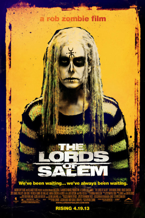The Lords of Salem (2012) DVD Release Date