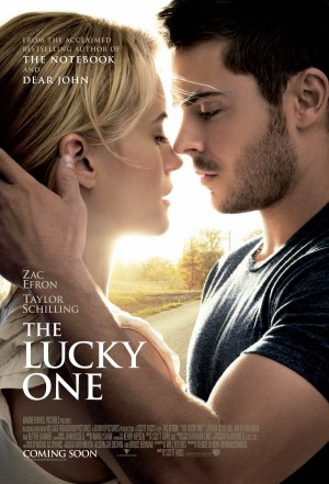 The Lucky One (2012) DVD Release Date