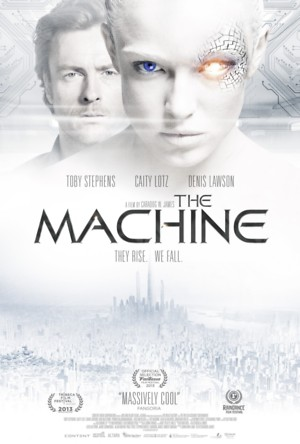 The Machine (2013) DVD Release Date