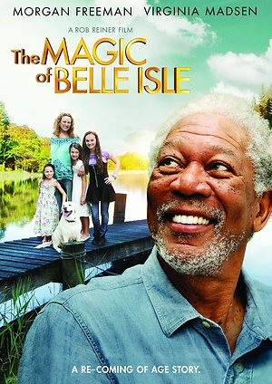 The Magic of Belle Isle (2012) DVD Release Date