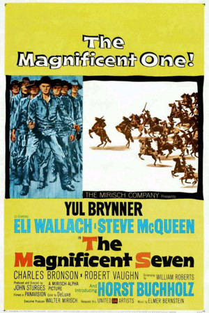 The Magnificent Seven (1960) DVD Release Date