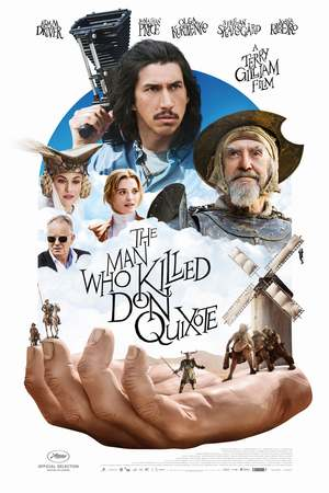 The Man Who Killed Don Quixote (2018) DVD Release Date