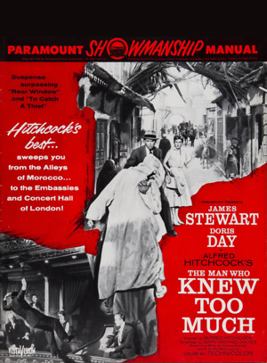 The Man Who Knew Too Much (1956) DVD Release Date