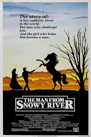 The Man from Snowy River (1982) DVD Release Date