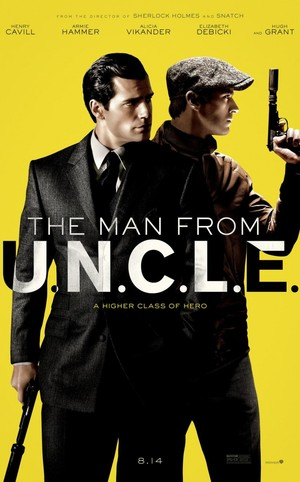 The Man from U.N.C.L.E. (2015) DVD Release Date