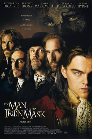 The Man in the Iron Mask (1998) DVD Release Date