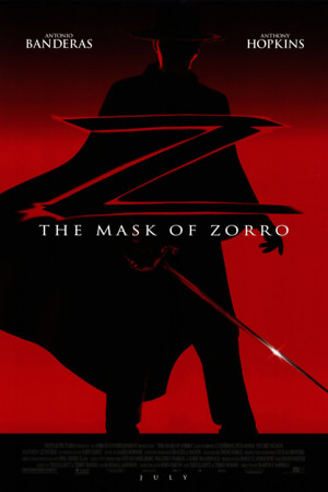 The Mask of Zorro (1998) DVD Release Date