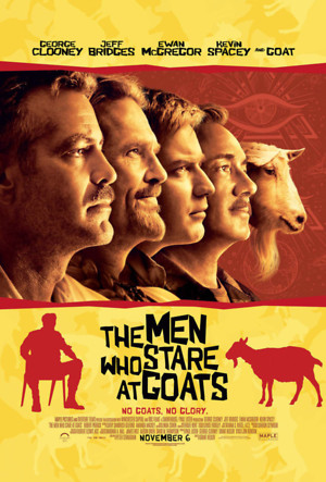 The Men Who Stare at Goats (2009) DVD Release Date