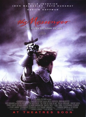 The Messenger: The Story of Joan of Arc (1999) DVD Release Date