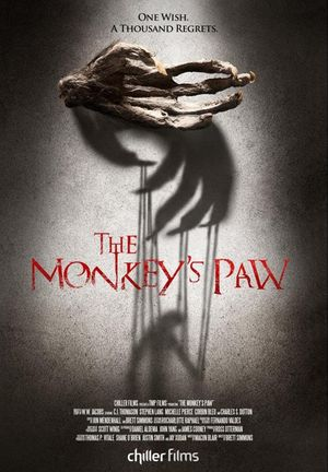 The Monkey's Paw (2013) DVD Release Date