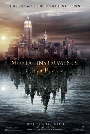 The Mortal Instruments: City of Bones (2013) DVD Release Date