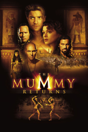 The Mummy Returns (2001) DVD Release Date