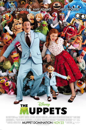 The Muppets (2011) DVD Release Date