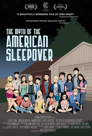 The Myth of the American Sleepover (2010) DVD Release Date