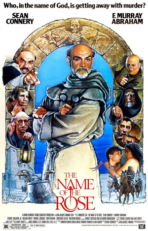 The Name of the Rose (1986) DVD Release Date