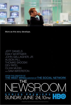 The Newsroom (TV Series 2012- ) DVD Release Date