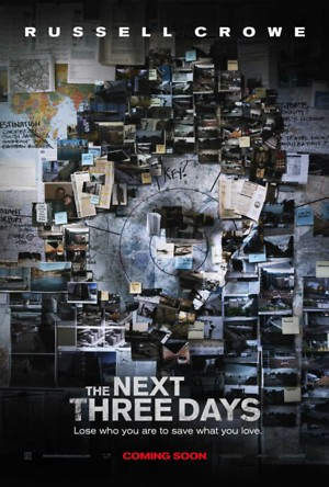 The Next Three Days (2010) DVD Release Date