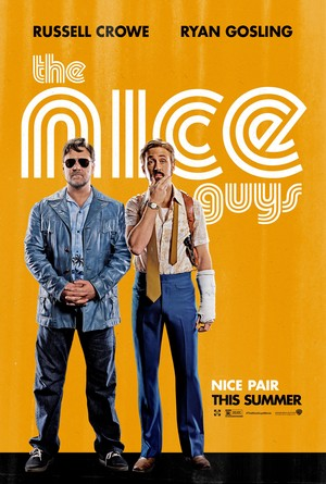 The Nice Guys (2016) DVD Release Date