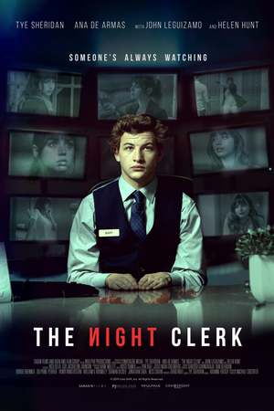 The Night Clerk (2020) DVD Release Date