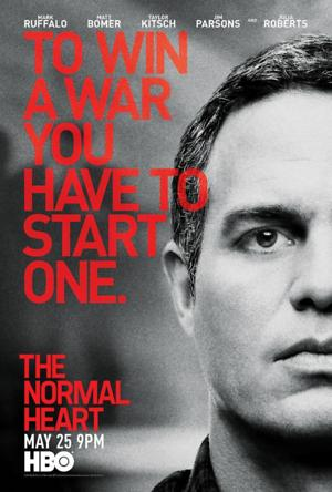 The Normal Heart (2014) DVD Release Date