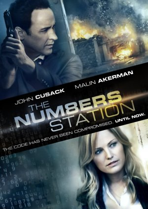 The Numbers Station (2013) DVD Release Date