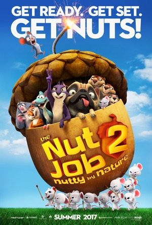 The Nut Job 2: Nutty by Nature (2017) DVD Release Date