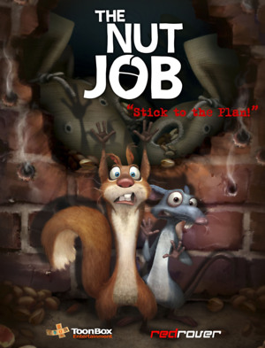 The Nut Job (2014) DVD Release Date